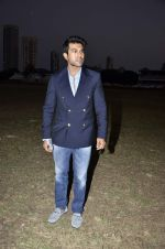 Ram Charan Teja at Delna Poonawala fashion show for Amateur Riders Club Porsche polo cup in Mumbai on 23rd March 2013 (145).JPG
