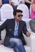 Ram Charan Teja at Delna Poonawala fashion show for Amateur Riders Club Porsche polo cup in Mumbai on 23rd March 2013 (149).JPG