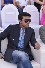Ram Charan Teja at Delna Poonawala fashion show for Amateur Riders Club Porsche polo cup in Mumbai on 23rd March 2013 (150).JPG
