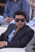 Ram Charan Teja at Delna Poonawala fashion show for Amateur Riders Club Porsche polo cup in Mumbai on 23rd March 2013 (152).JPG