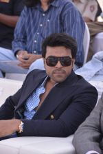 Ram Charan Teja at Delna Poonawala fashion show for Amateur Riders Club Porsche polo cup in Mumbai on 23rd March 2013 (153).JPG
