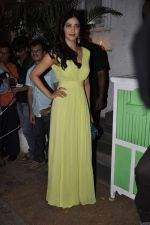 Shruti Hassan at Nikhil Advani_s bday bash in Olive, Mumbai on 23rd March 2013 (27).JPG
