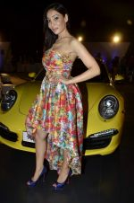 Sofia Hayat at Delna Poonawala fashion show for Amateur Riders Club Porsche polo cup in Mumbai on 23rd March 2013 (16).JPG