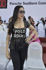 Sofia Hayat at Delna Poonawala fashion show for Amateur Riders Club Porsche polo cup in Mumbai on 23rd March 2013 (22).JPG