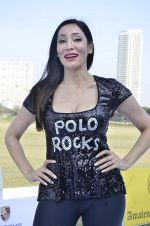 Sofia Hayat at Delna Poonawala fashion show for Amateur Riders Club Porsche polo cup in Mumbai on 23rd March 2013 (30).JPG