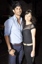 Sushant Singh Rajput, Ankita Lokhande at Nikhil Advani_s bday bash in Olive, Mumbai on 23rd March 2013 (112).JPG