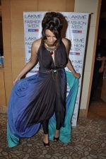 Diana Hayden on Day 3 at Lakme Fashion Week 2013 in Grand Hyatt, Mumbai on 24th March 2013 (100).JPG