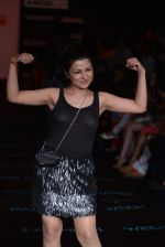 Hard Kaur walk the ramp for Save Tigers Aircel Show at Lakme Fashion Week 2013 Day 5 in Grand Hyatt, Mumbai on 26th March 2013 (28).JPG