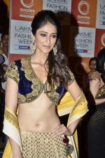 Ileana Dcruz at Vikram Phadnis Show at Lakme Fashion Week 2013 Day 4 in Grand Hyatt, Mumbai on 25th March 2013 (241).JPG