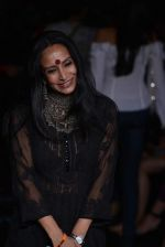 Suchitra Pillai walk the ramp for Save Tigers Aircel Show at Lakme Fashion Week 2013 Day 5 in Grand Hyatt, Mumbai on 26th March 2013 (8).JPG