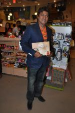 Aadesh Shrivastav at Ghulam Ali_s book launch in Crossword, Mumbai on 26th March 2013 (69).JPG