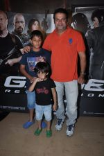 Suresh menon at GI Joe promotions in PVR, Mumbai on 26th March 2013 (14).JPG