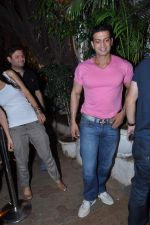 Timmy Narang at Ritesh Sidhwani B_day in Olive, Bandra, Mumbai on 26th March 2013 (13).JPG