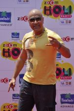 Baba Sehgal at zoom holi bash in Mumbai on 27th March 2013 (21).JPG