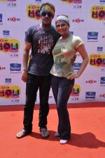 Deepshikha, Keshav Arora at zoom holi bash in Mumbai on 27th March 2013 (18).JPG