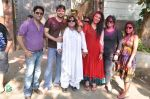 Dolly Bindra, Rituparna Sengupta at Bappi Lahiri_s Holi Celebration at home on 27th March 2013 (11).JPG