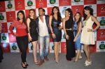 Shilpa Shetty, Terence Lewis, Shefali Zariwala, Nikita Rawal, Mahi Vij, Debina Chaudhary, Aishwarya Sakhuja at the launch of Nach Baliye Shriman & Shrimati in Mumbai on 28th March 2013 (68).JPG