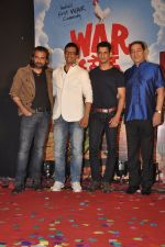Mukul Dev, Dalip Tahil, Javed Jaffrey, Sharman Joshi at War Chod Na Yaar Press Meet in Juhu, Mumbai on 29th March 2013 (42).JPG