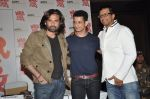 Mukul Dev, Javed Jaffrey, Sharman Joshi at War Chod Na Yaar Press Meet in Juhu, Mumbai on 29th March 2013 (26).JPG