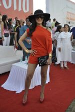 Sofia Hayat at Raymond Polo Match in Mumbai on 29th March 2013 (12).JPG
