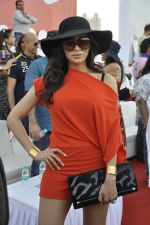 Sofia Hayat at Raymond Polo Match in Mumbai on 29th March 2013 (13).JPG
