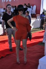 Sofia Hayat at Raymond Polo Match in Mumbai on 29th March 2013 (14).JPG
