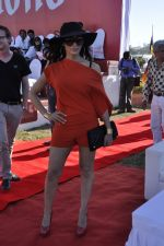 Sofia Hayat at Raymond Polo Match in Mumbai on 29th March 2013 (15).JPG