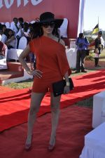 Sofia Hayat at Raymond Polo Match in Mumbai on 29th March 2013 (16).JPG