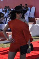 Sofia Hayat at Raymond Polo Match in Mumbai on 29th March 2013 (17).JPG