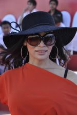 Sofia Hayat at Raymond Polo Match in Mumbai on 29th March 2013 (18).JPG