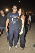 Vindu Dara Singh, Dina Umarova at DJ Tiesto concert in Turf Club, Mumbai on 29th March 2013 (3).JPG