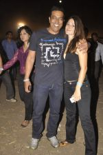 Vindu Dara Singh, Dina Umarova at DJ Tiesto concert in Turf Club, Mumbai on 29th March 2013 (5).JPG