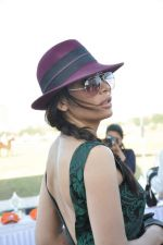 Sofia Hayat at Gitanjali Polo Match and Nachiket Barve fashion show in RWITC, Mumbai on 30th March 2013 (35).JPG