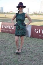 Sofia Hayat at Gitanjali Polo Match and Nachiket Barve fashion show in RWITC, Mumbai on 30th March 2013 (57).JPG