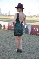 Sofia Hayat at Gitanjali Polo Match and Nachiket Barve fashion show in RWITC, Mumbai on 30th March 2013 (63).JPG