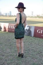 Sofia Hayat at Gitanjali Polo Match and Nachiket Barve fashion show in RWITC, Mumbai on 30th March 2013 (65).JPG