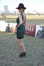 Sofia Hayat at Gitanjali Polo Match and Nachiket Barve fashion show in RWITC, Mumbai on 30th March 2013 (66).JPG