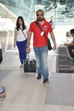 Bunty Walia return from Delhi charity match in Mumbai on 31st March 2013 (40).JPG