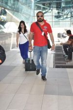 Bunty Walia return from Delhi charity match in Mumbai on 31st March 2013 (41).JPG