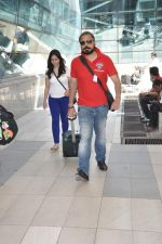 Bunty Walia return from Delhi charity match in Mumbai on 31st March 2013 (42).JPG