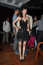 Saba Azad at Nautanki Saala Music Success Bash in Escobar, Bandra, Mumbai on 1st April 2013 (50).JPG