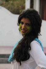 Tina Desae on location of film Dussehra in Pune on 1st April 2013 (18).jpg