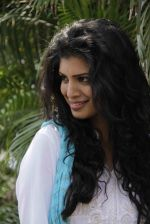 Tina Desae on location of film Dussehra in Pune on 1st April 2013 (19).jpg