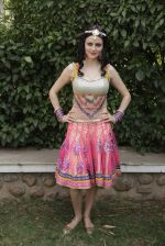 Yana Gupta on location of film Dussehra in Pune on 1st April 2013 (48).jpg