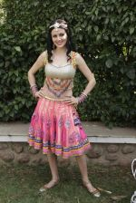 Yana Gupta on location of film Dussehra in Pune on 1st April 2013 (49).jpg