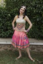 Yana Gupta on location of film Dussehra in Pune on 1st April 2013 (50).jpg