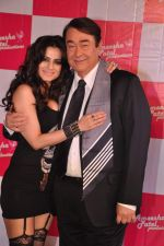 Ameesha Patel, Randhir Kapoor at Amessha Patel_s production house launches new film ventures in Mumbai on 2nd April 2013 (118).JPG