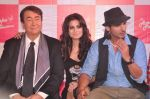 Ameesha Patel, Randhir Kapoor, Zayed Khan at Amessha Patel_s production house launches new film ventures in Mumbai on 2nd April 2013 (137).JPG