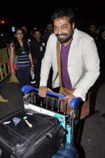 Anurag Kashyap leave for TOIFA DAY 2 in Mumbai on 2nd April 2013 (35).JPG