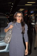Mugdha Godse leave for TOIFA DAY 2 in Mumbai on 2nd April 2013 (26).JPG